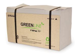 Grønt pakkefyld